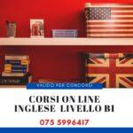 CORSO ON LINE INGLESE LIVELLO B1