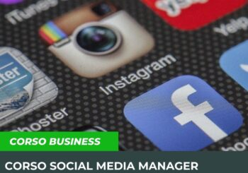 """CORSO ON LINE  """"SOCIAL MEDIA MANAGER"""""""