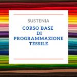 CORSO BASE PROGRAMMATORE TESSILE
