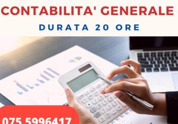 CORSO ON LINE – CONTABILITA' GENERALE