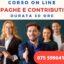 CORSO ON LINE PAGHE E CONTRIBUTI