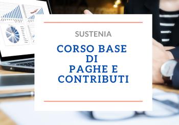 CORSO ON LINE – PAGHE E CONTRIBUTI