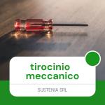 TIROCINIO MECCANICO